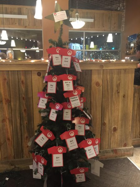 Beaujos Giving Tree